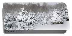 Fraser Snow Portable Battery Charger