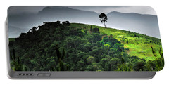 Tree In Kilimanjaro Portable Battery Charger