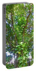 Portable Battery Charger featuring the photograph Tree M1 by Francesca Mackenney