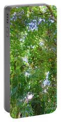 Portable Battery Charger featuring the photograph Tree M2 by Francesca Mackenney