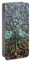 Tree Of Life- Fall Portable Battery Charger