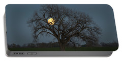 Tree Of Supermoon Portable Battery Charger