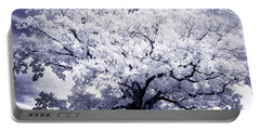 Portable Battery Charger featuring the photograph Tree by Paul W Faust - Impressions of Light
