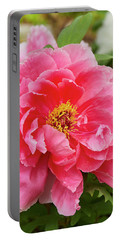 Tree Peony Portable Battery Charger