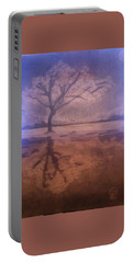 Tree Reflection  Portable Battery Charger