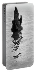 Tree Reflections, Rest In The Water Portable Battery Charger