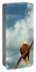 Tree Top Eagle  Portable Battery Charger