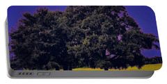 Tree Tunnels Of Knowledge Portable Battery Charger