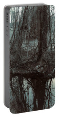 Tree Vines Water Portable Battery Charger