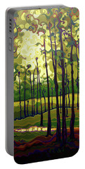 Treecentric Summer Glow Portable Battery Charger