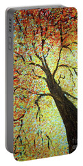 Treehouse Branches Portable Battery Charger