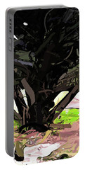 Trees 1 Portable Battery Charger