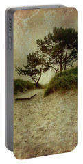 Trees By The Sea Portable Battery Charger