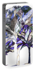Trees Of Sadness Portable Battery Charger