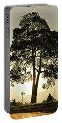 Trees On The Park Portable Battery Charger