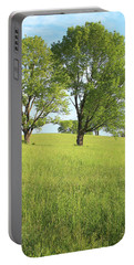 Summer Trees 2 Portable Battery Charger