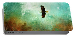 Treetop Eagle Flight Portable Battery Charger