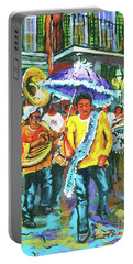 Treme Brass Band Portable Battery Charger