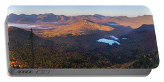 Tremont Autumn Morning Panorama Portable Battery Charger