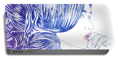 Tresses IIi Portable Battery Charger