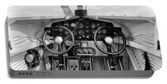 Tri-motor Cockpit - 2017 Christopher Buff, Www.aviationbuff.com Portable Battery Charger