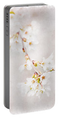 Triadelphia Cherry Blossoms Portable Battery Charger