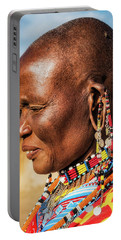 Tribal Traditions Portable Battery Charger