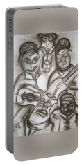Tribute To The String Bass Portable Battery Charger