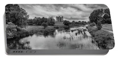 Trim Castle And The River Boyne Portable Battery Charger