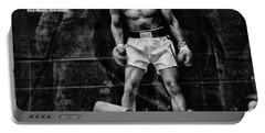 Trinity Boxing Gym Ali Vs Liston  Portable Battery Charger