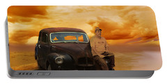 Trippin' With My '48 Austin A40 Portable Battery Charger