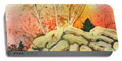 Triptych Panel 2 Portable Battery Charger