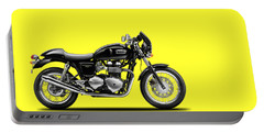 Triumph Thruxton Portable Battery Charger