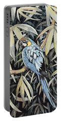 Tropical Adventure Portable Battery Charger by Martha Ayotte