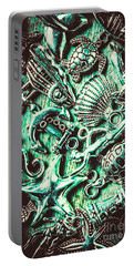 Tropical Bay Elements Portable Battery Charger