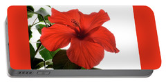 Tropical Bloom. Portable Battery Charger