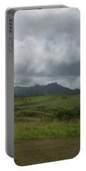 Tropical Countryside Portable Battery Charger