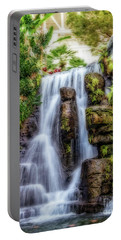 Tropical Falls Portable Battery Charger