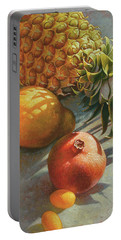 tropical Fruit Large Portable Battery Charger
