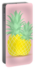 Tropical Fruit Pineapple Portable Battery Charger