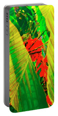 Tropical Fusion Portable Battery Charger