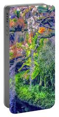 Tropical Garden Portable Battery Charger