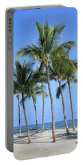 Portable Battery Charger featuring the photograph Tropical Hawaiian Day by Pamela Walton