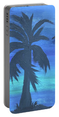 Tropical Night Portable Battery Charger