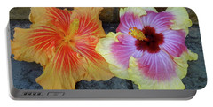 Tropical Pair Portable Battery Charger