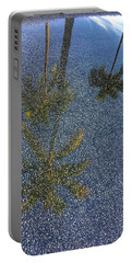Tropical Reflections 2 Delray Beach Florida  Portable Battery Charger
