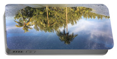 Tropical Reflections Delray Beach Florida  Portable Battery Charger
