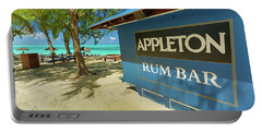 Tropical Rum Bar Portable Battery Charger