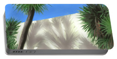 Tropical Shadows Portable Battery Charger