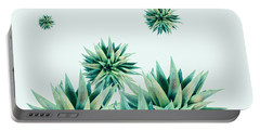 Tropical Stars  Portable Battery Charger